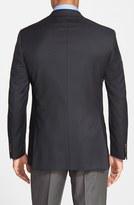 Ted Baker London 'Judd' Trim Fit Navy Wool Blazer