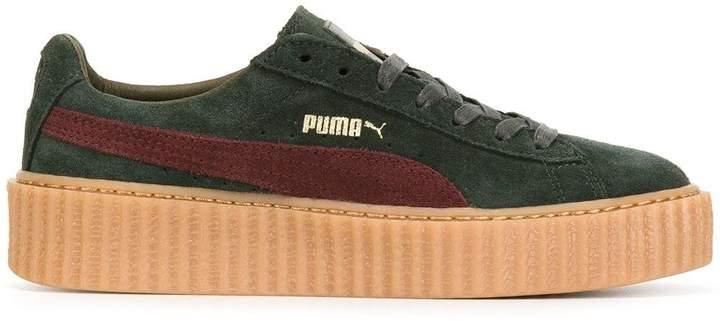 super popular 618f7 e7a57 Fenty Puma x Rihanna creeper sneakers