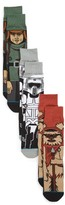 Stance Men's Star Wars(TM) Return Of The Jedi 3-Pack Socks