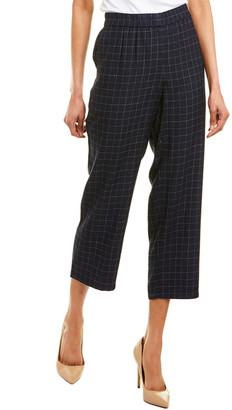 Eileen Fisher Silk Ankle Pant