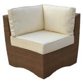 Panama Jack Key Biscayne Corner Chair Outdoor