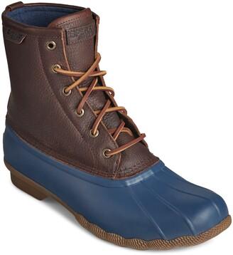 Sperry Saltwater Duck Waterproof Rain Boot