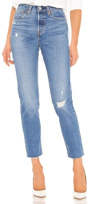 Levi's Wedgie Icon Fit. - size 23 (also