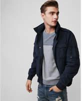 Express cargo cotton bomber jacket