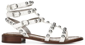 Sam Edelman Eaven Studded Leather Gladiator Sandals