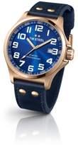 TW Steel Pilot Men's Quartz Watch Analogue XL Leather TW - 405