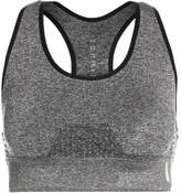 Esprit SEAMLESS Sports bra black melange