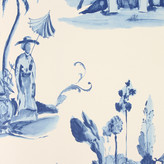 Osborne & Little - Album 6 Collection - Palais Chinois Wallpaper - W601103