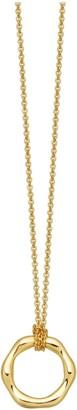 Missoma Gold Mini Molten Necklace