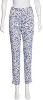 Peter Pilotto Abstract Print Pants w/ Tags