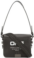 Off-White Off White Binder Clip Small shoulder bag