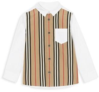 Burberry Little Boy's & Boy's Ledger Shirt