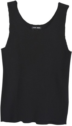 Baja East Black Cashmere Top for Women