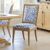Barclay Butera Newport Upholstered Dining Chair Upholstery Color: Beige, Frame Color: Sandstone