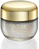 Adore Organic Skincare Snow White Facial Brightening Cream
