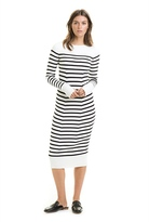 Country Road Bateau Stripe Dress