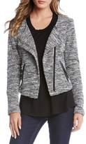 Karen Kane Knit Moto Jacket