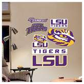 NCAA Fathead Junior Multi Logo Wall Decal