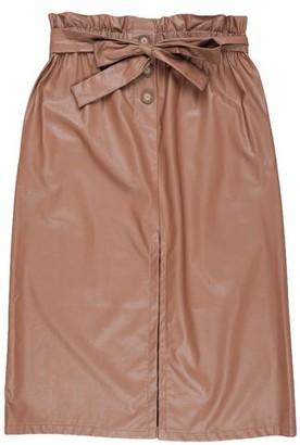 Pour Moi? POUR MOI 3/4 length skirt