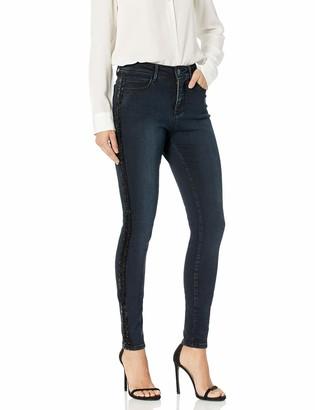 Lola Jeans Women's Plus Size Alexa Skinny