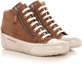 Fast Side Zip Wedge Trainers