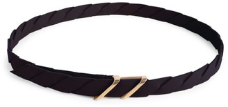 Bottega Veneta Intresse Leather Belt