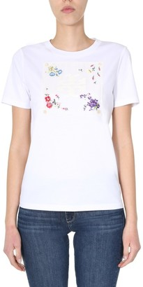 Tory Burch Embroidered T-Shirt