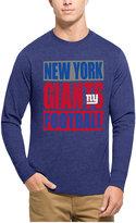 '47 Men's New York Giants Compton Club Long-Sleeve T-Shirt
