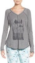 PJ Salvage Women's Graphic Henley