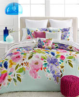 bluebellgray Wisteria Mint Twin/Twin Xl Comforter Set Bedding