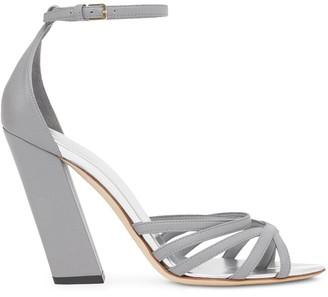 Burberry Split Toe Detail Sandals