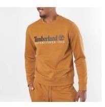 Timberland Men's Essential Established 1973 Crew Sweatshirt
