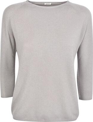 A Punto B Quarter-length Sleeved Sweater