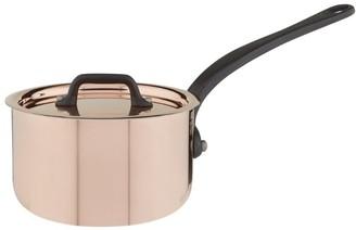 Mauviel Copper Saucepan and Lid (12cm)