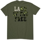 Men's Land of the Free T-Shirt Green - Mossimo Supply Co.