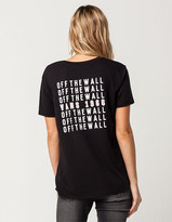 Vans Cells Bells Womens Tee