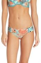 Maaji 'Neatokeen Greens' Reversible Bikini Bottoms