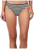Lauren Ralph Lauren Chic Striped Hipster Bottom