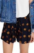 Madewell Daisy Pull-On Tie Shorts