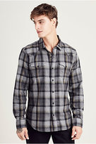 True Religion Western Mens Shirt
