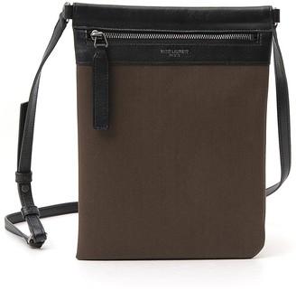 Saint Laurent Zipped Logo Crossbody Bag