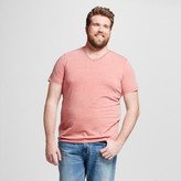 Mossimo Men's Big & Tall V-Neck T-Shirt