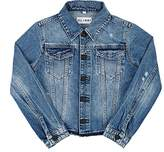 DL 1961 Manning Distressed Denim Jacket