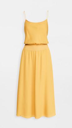 Theory Rib Waistband Dress