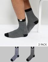 Tokyo Laundry 2 Pack Socks