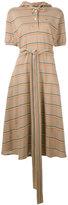 Lacoste hooded polo dress - women - Cotton - 38