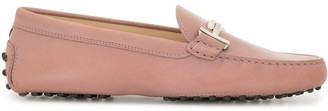 Tod's T-logo driving loafers