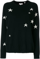 Chinti and Parker star knit cashmere jumper - women - Cashmere - S