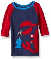 Mud Pie Crab Rash Guard