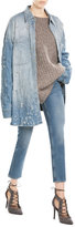 See by Chloe Pullover with Mohair and Wool